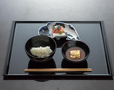懐石料理(一汁一菜)